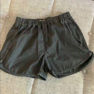 Madewell shorts!